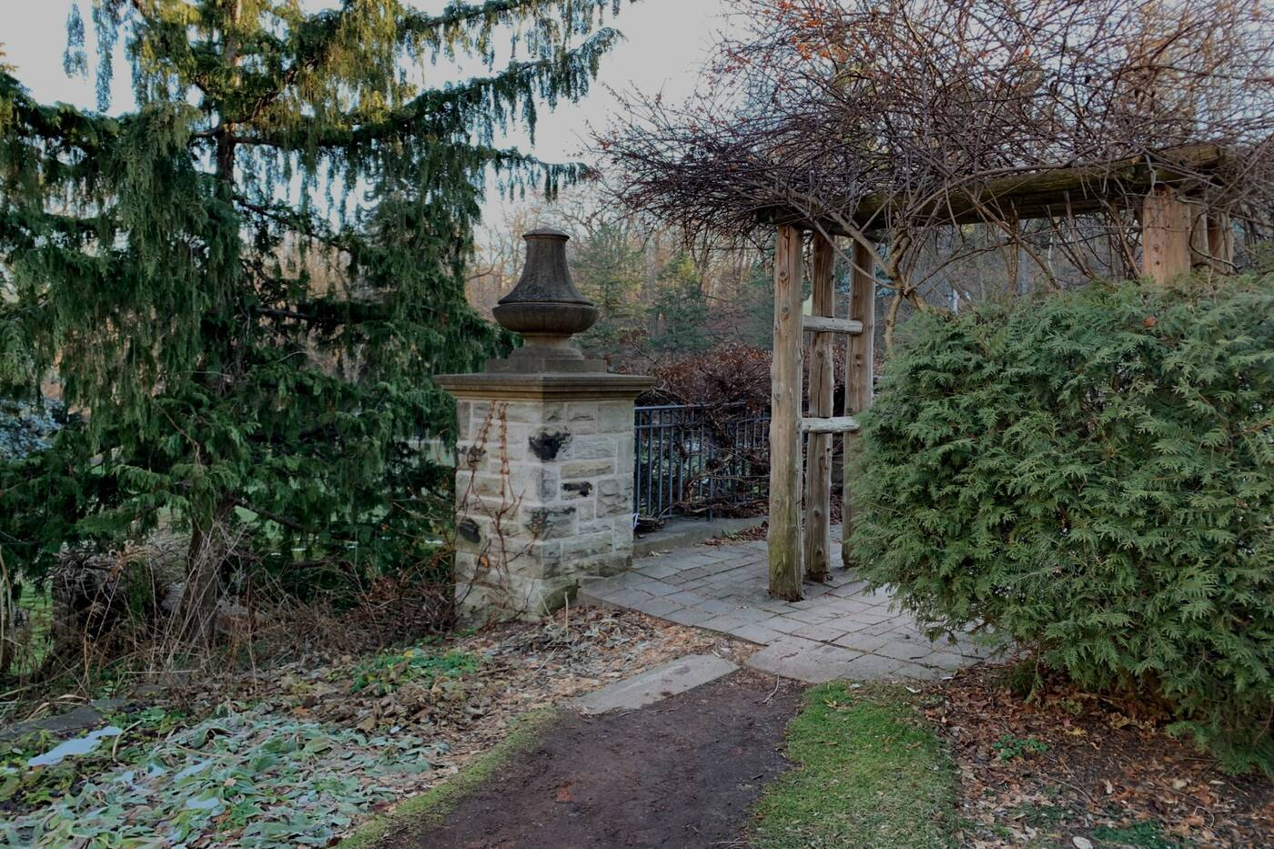 alexander muir memorial gardens
