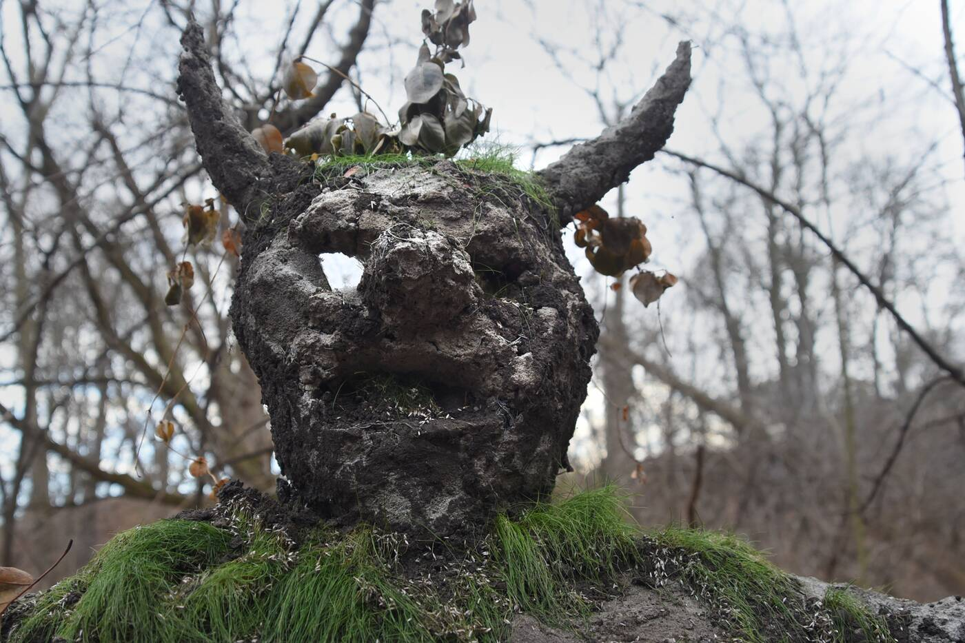 high park sculpture toronto