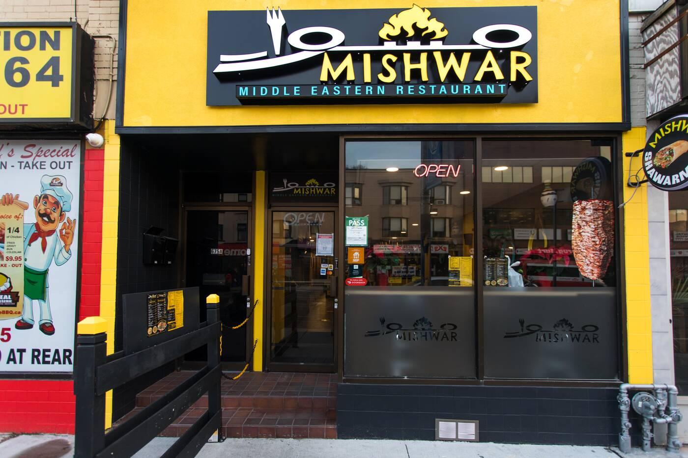 mishwar toronto