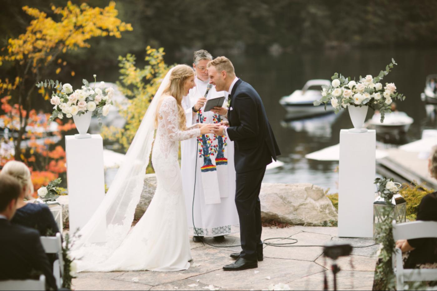 covid wedding toronto