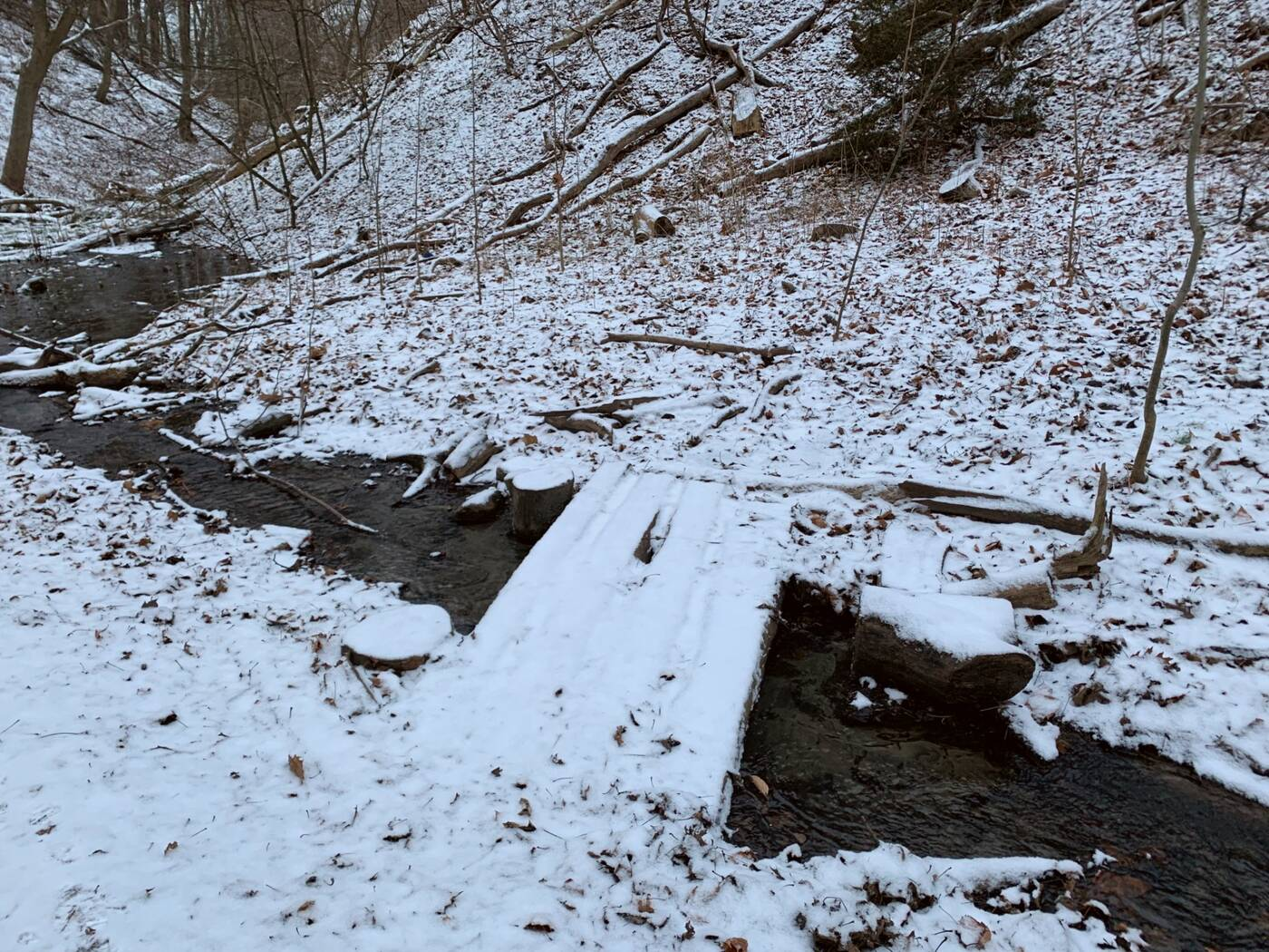 smalls creek toronto
