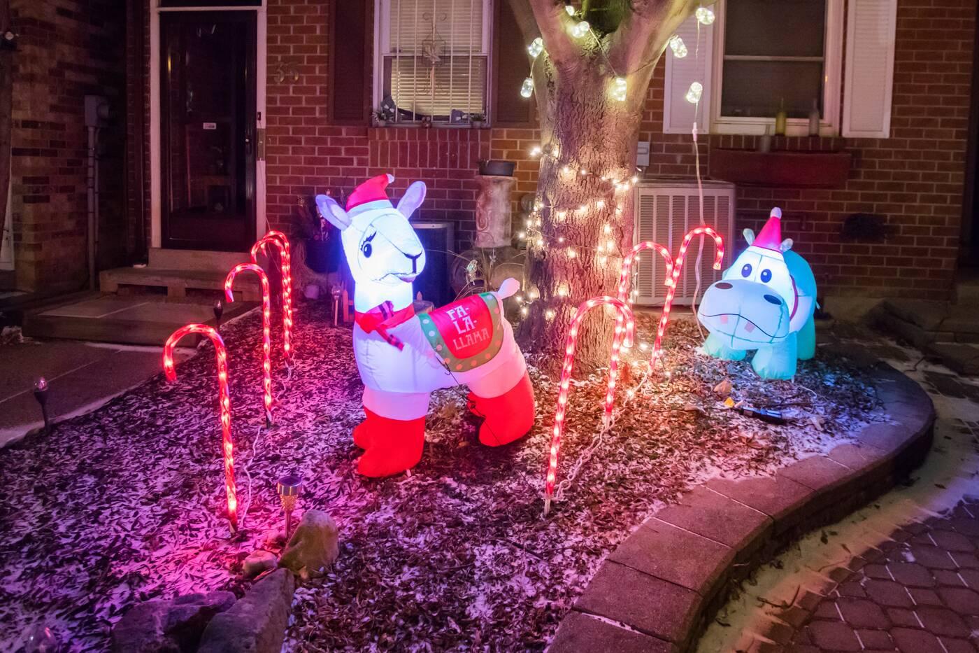 christmas decorations toronto 2020