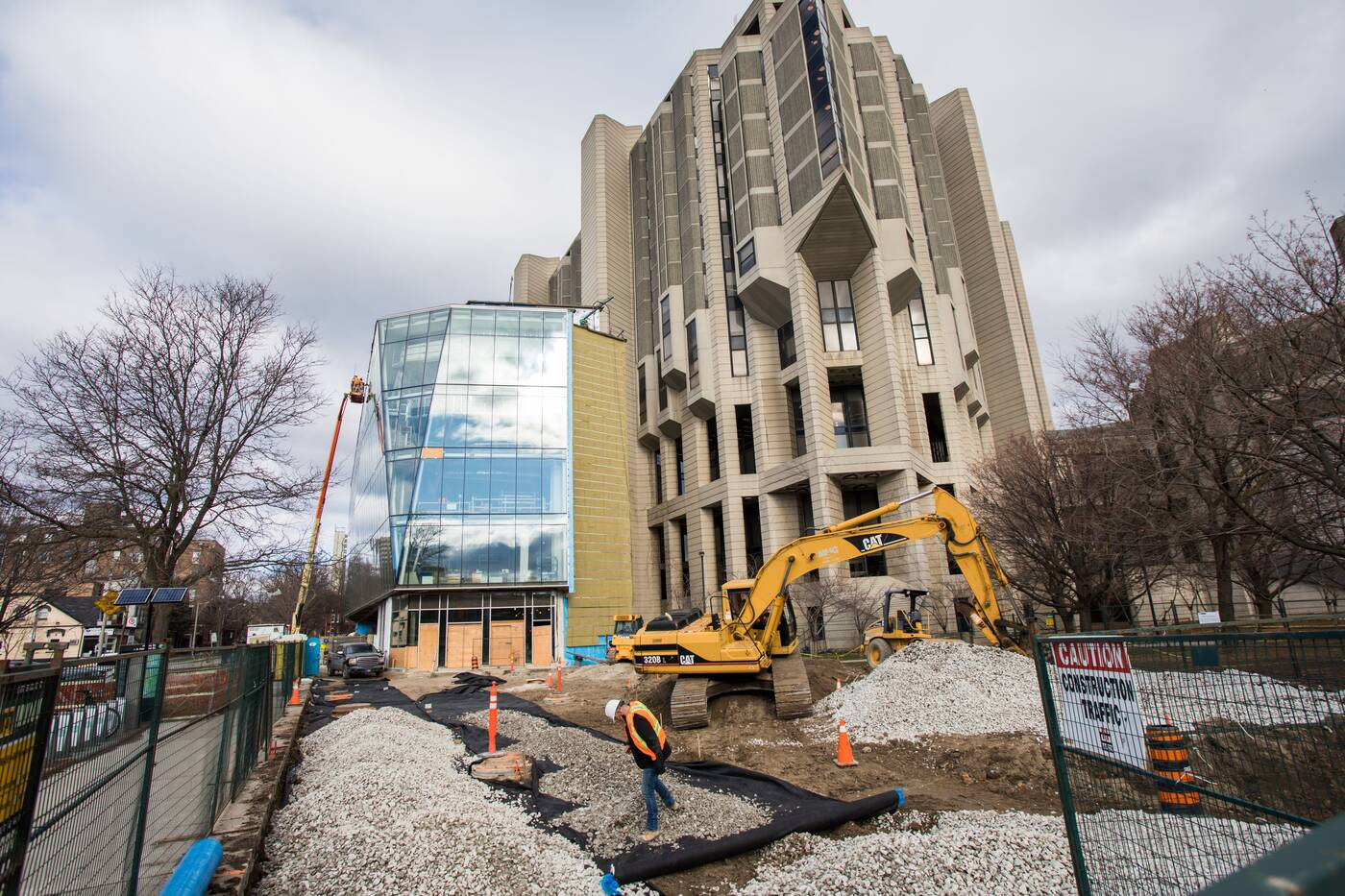 robarts library expansion