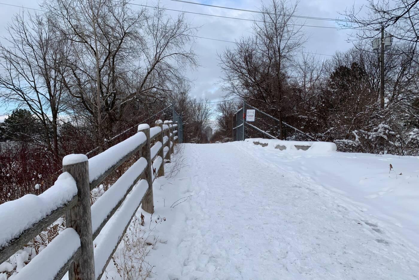 don mills trail toronto