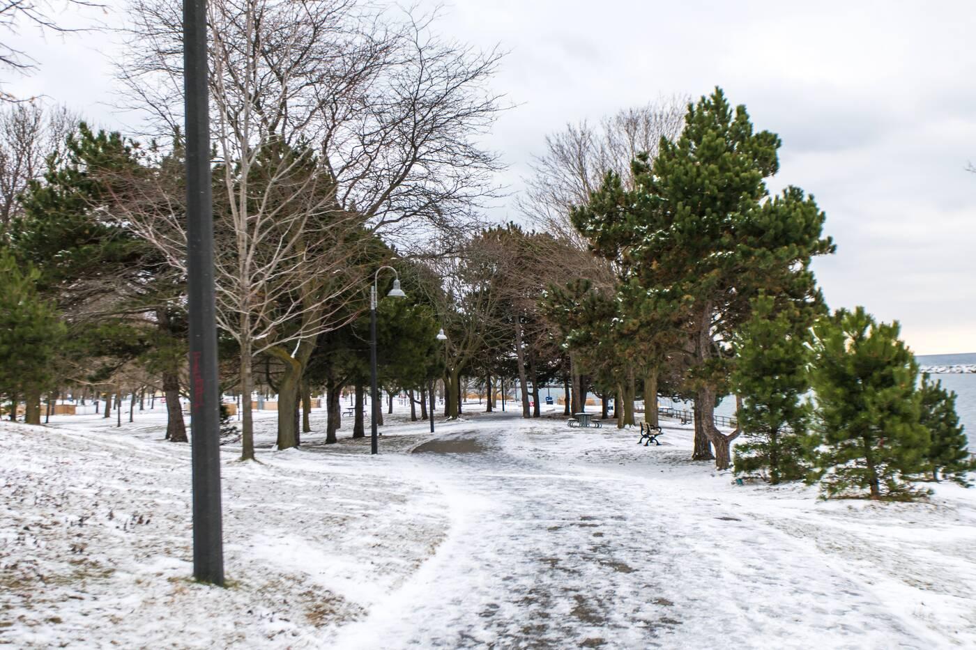 marilyn bell park