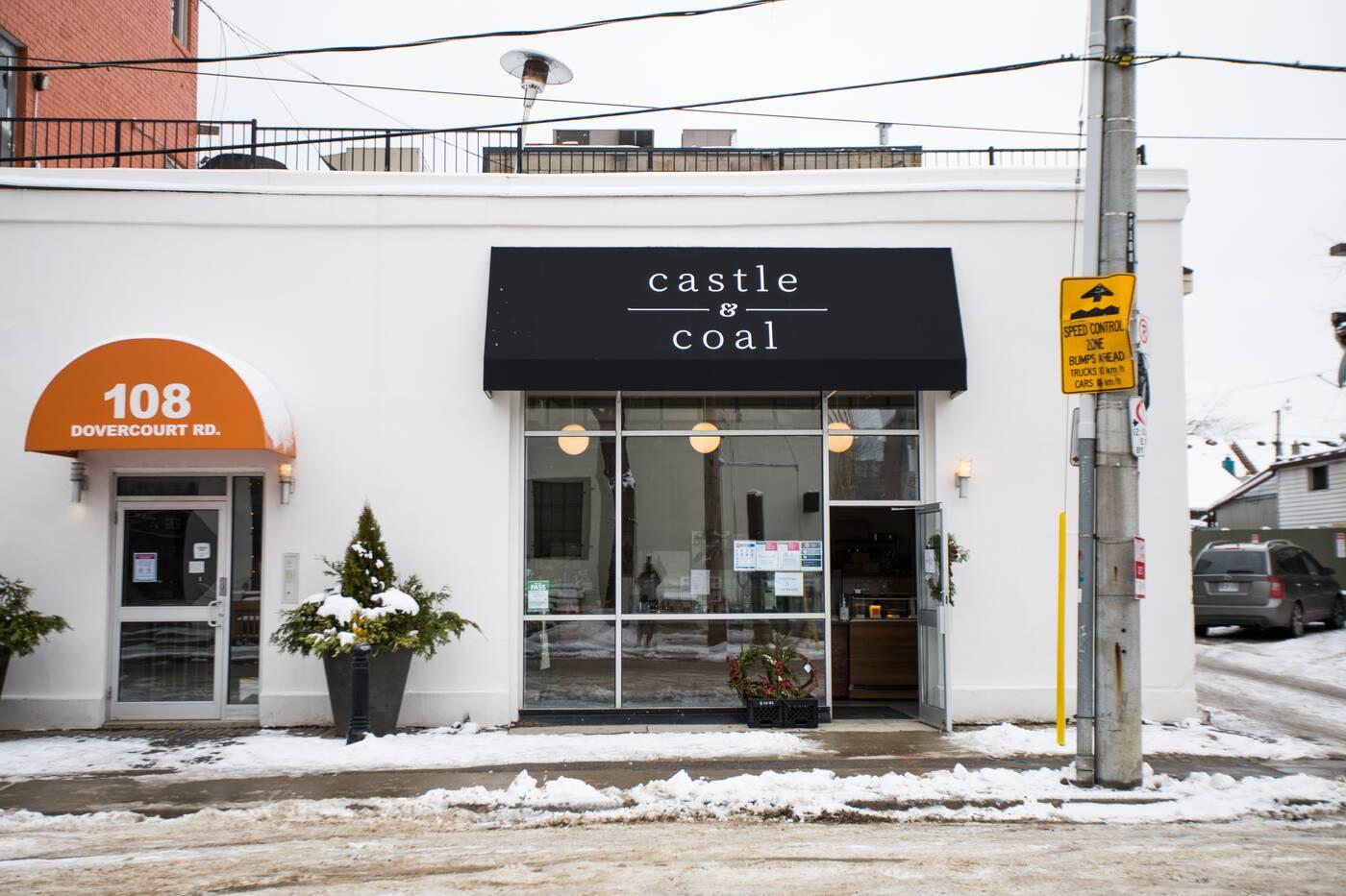 castle coal toronto