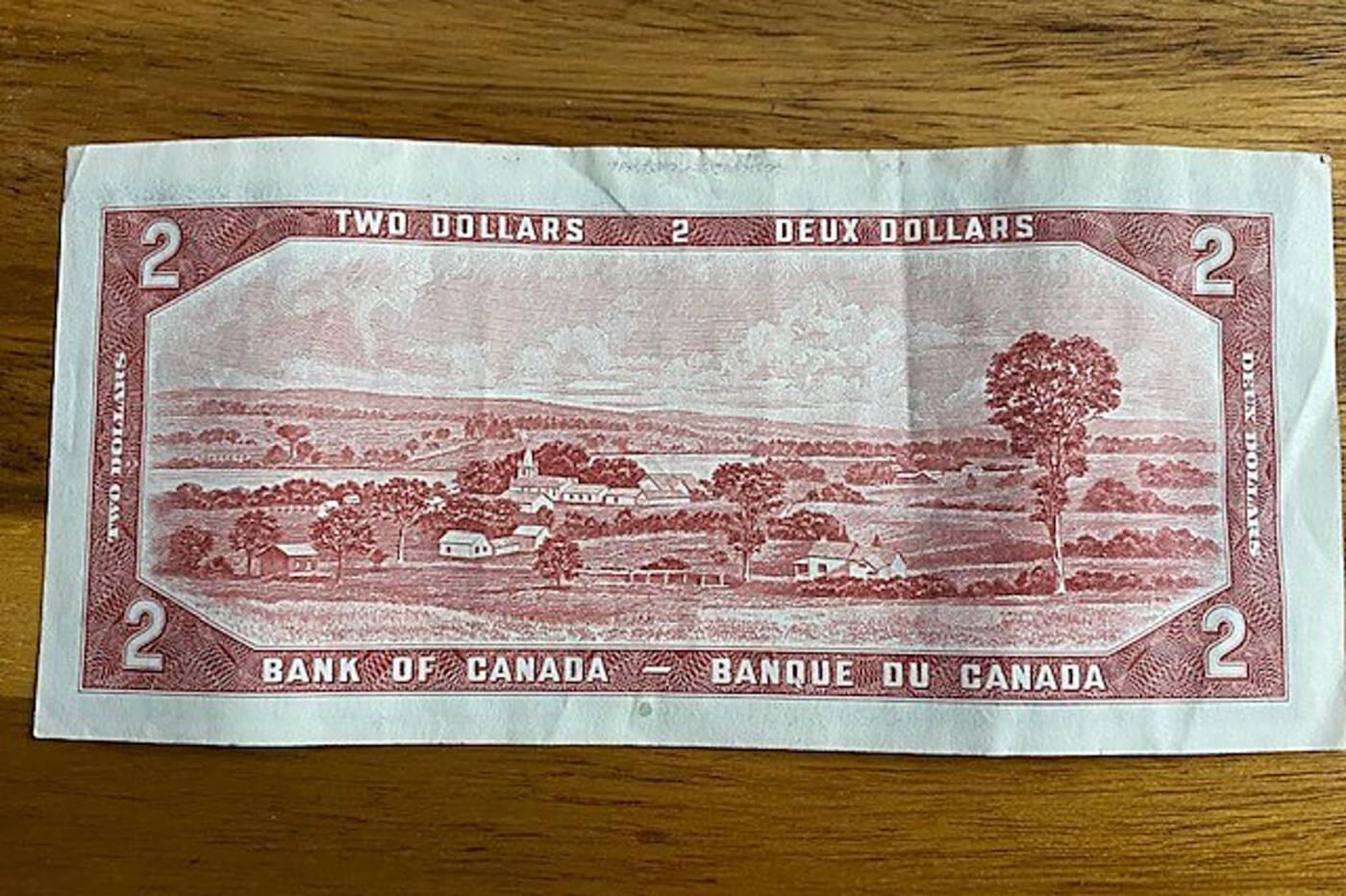 canadian two dollar bill