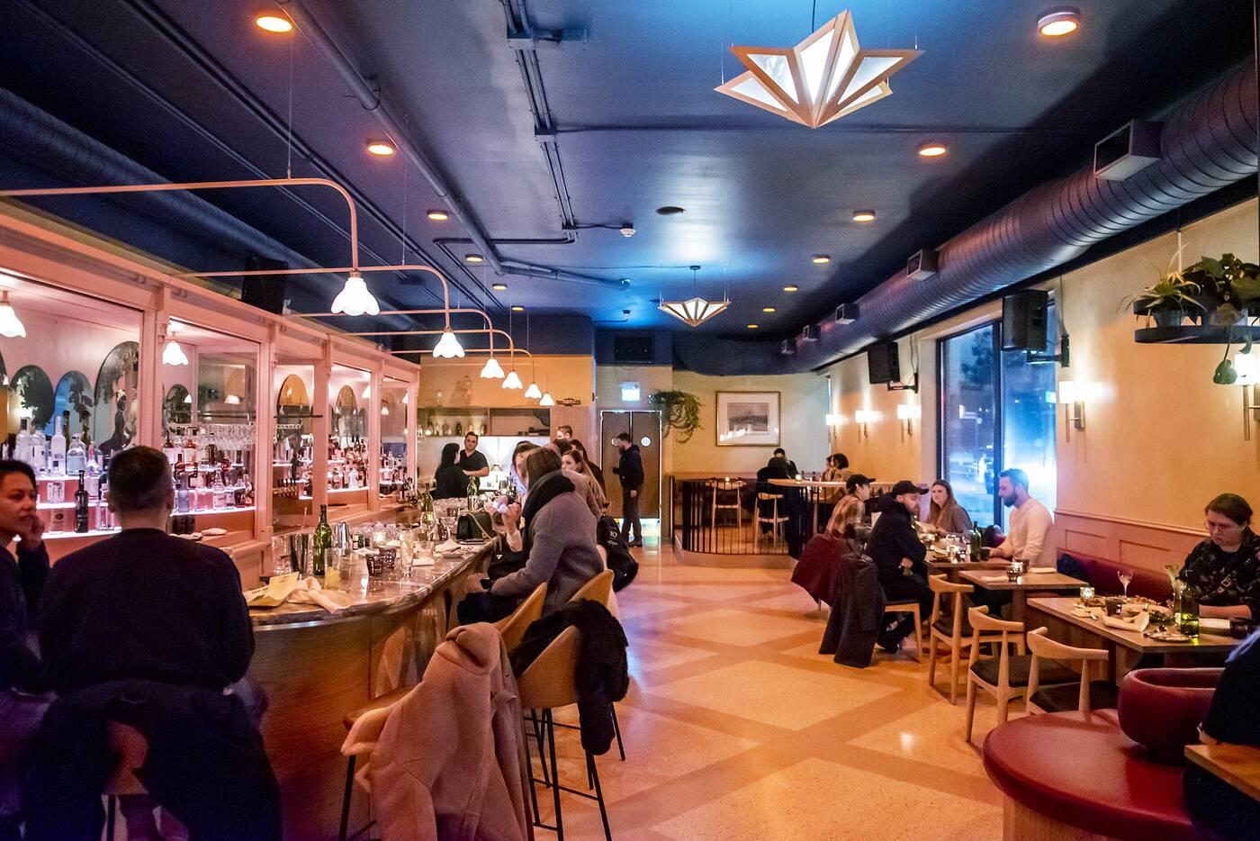 new bars toronto