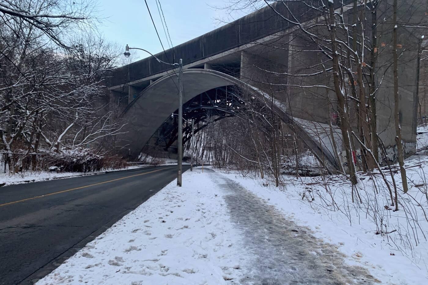 rosedale valley road