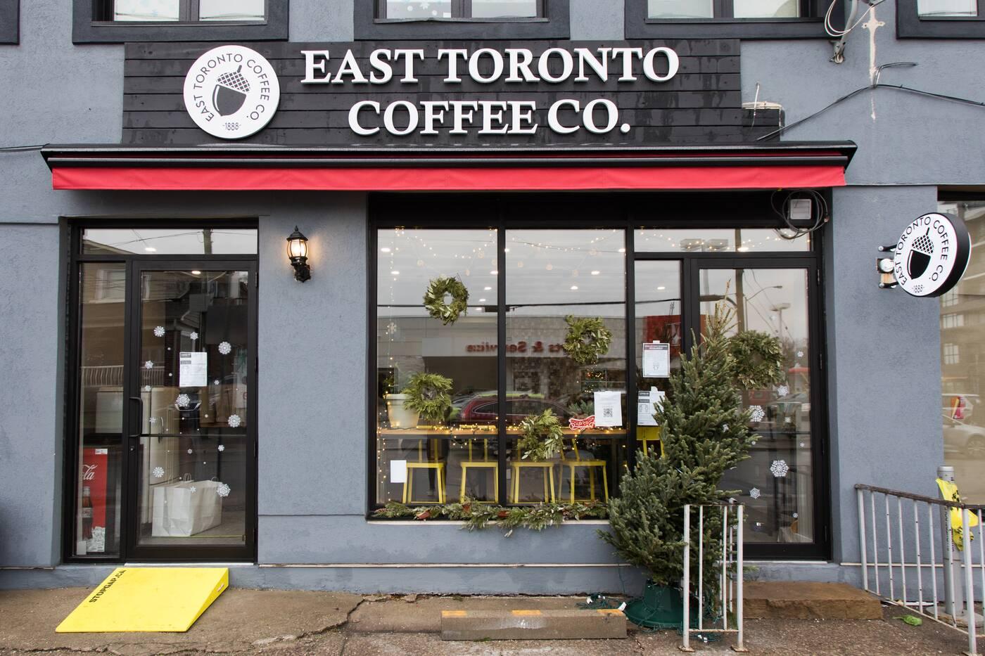 east toronto coffee co