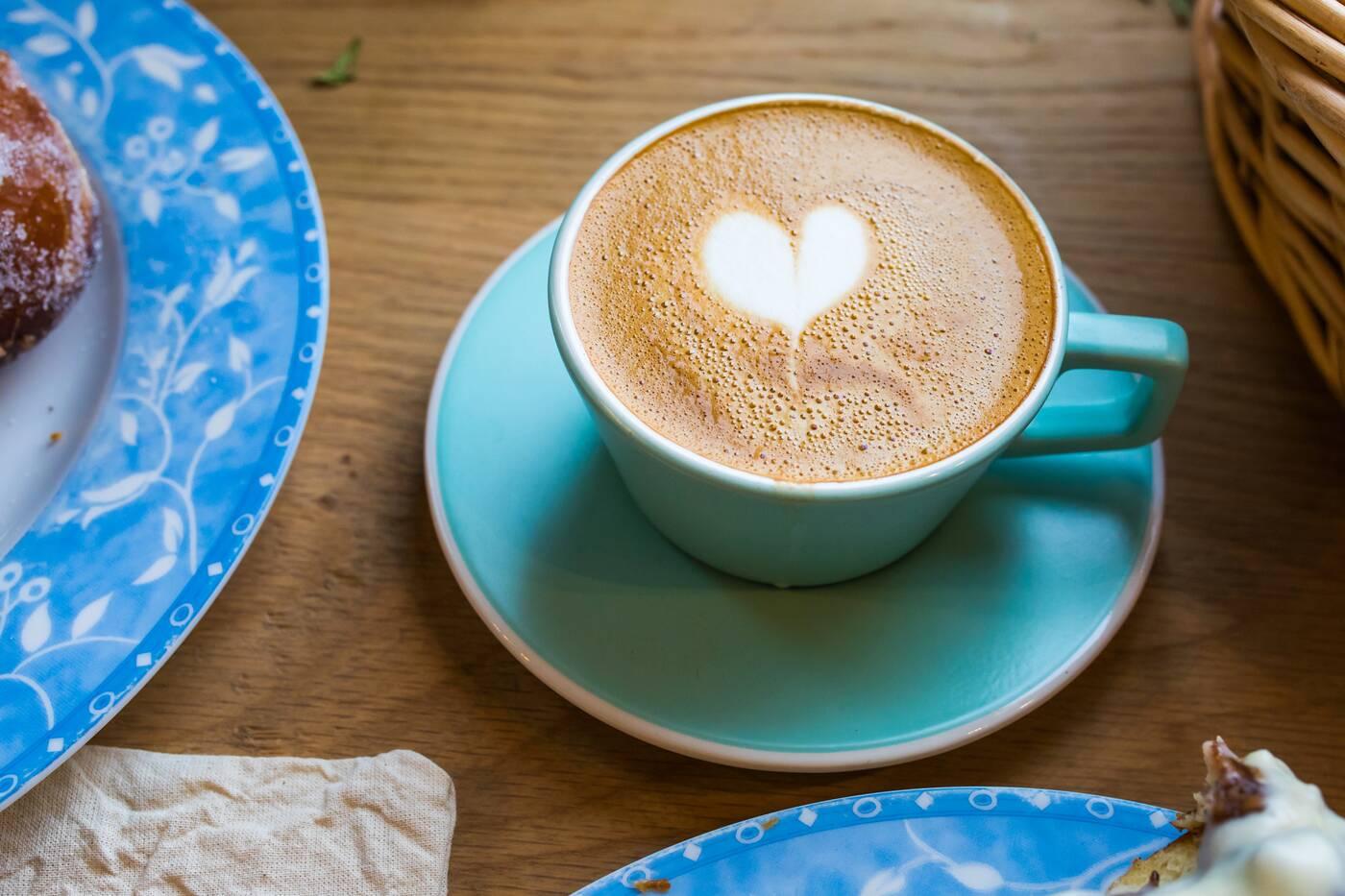 poured coffee toronto