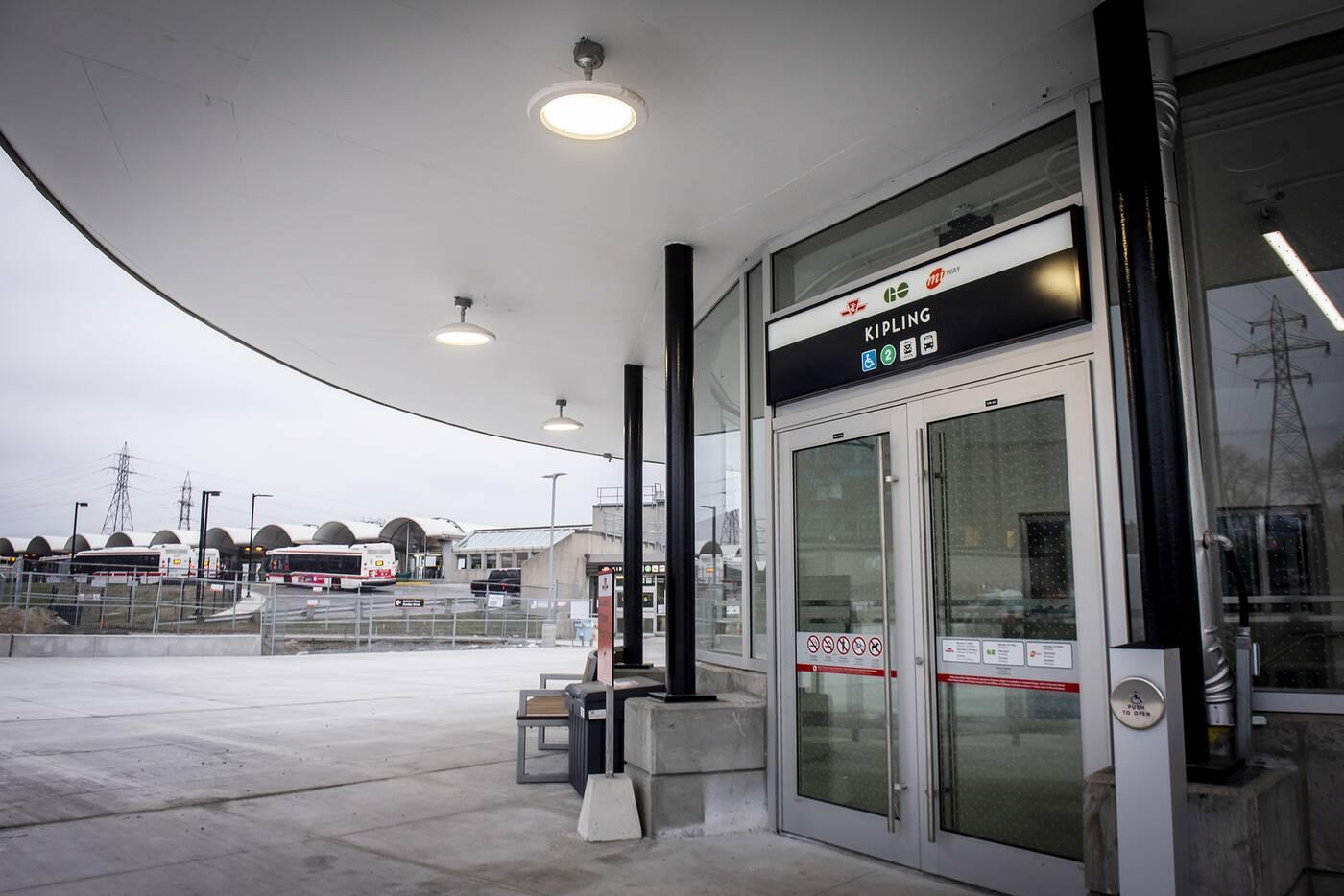 kipling bus terminal toronto
