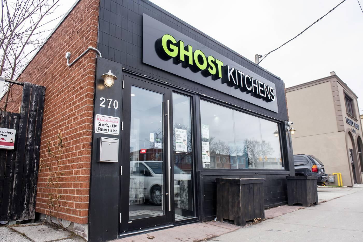 ghost kitchens toronto
