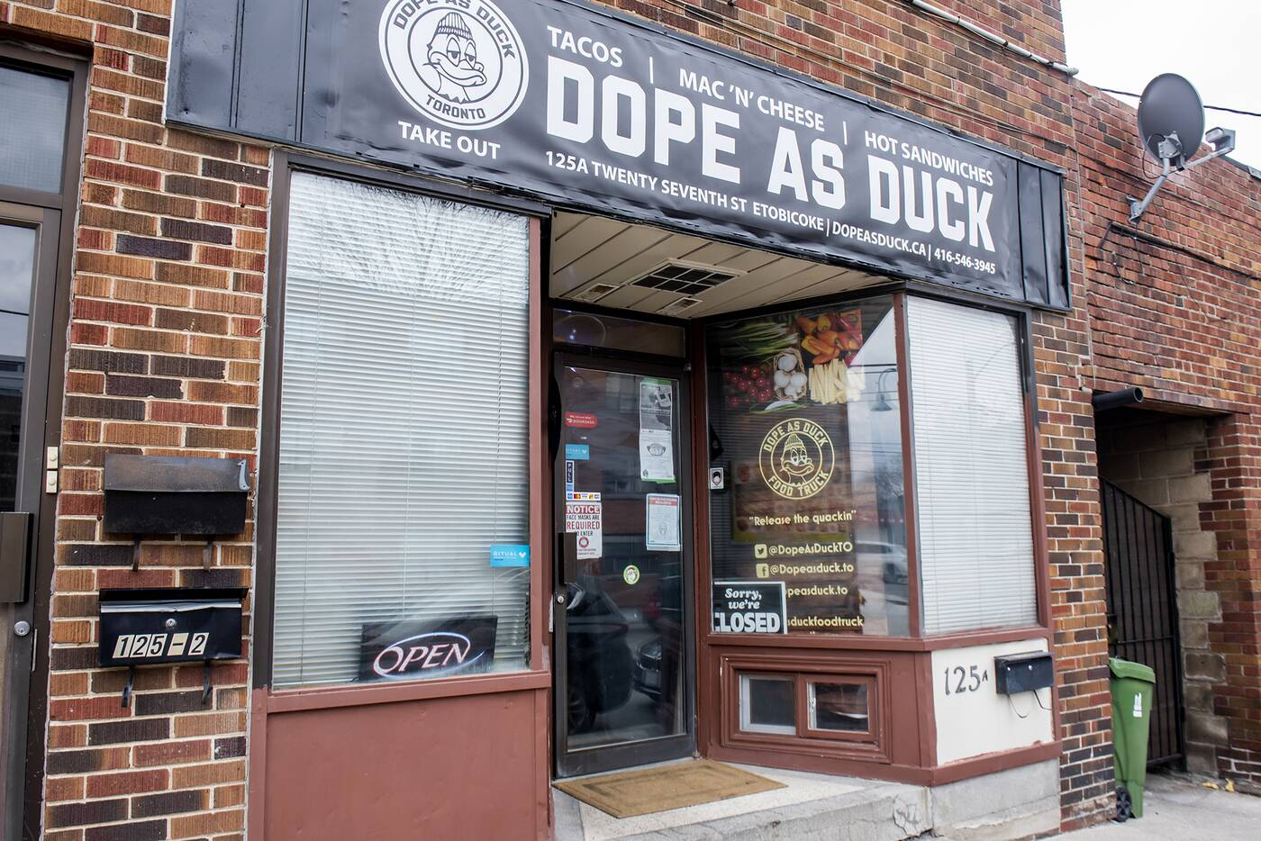 dope as duck toronto