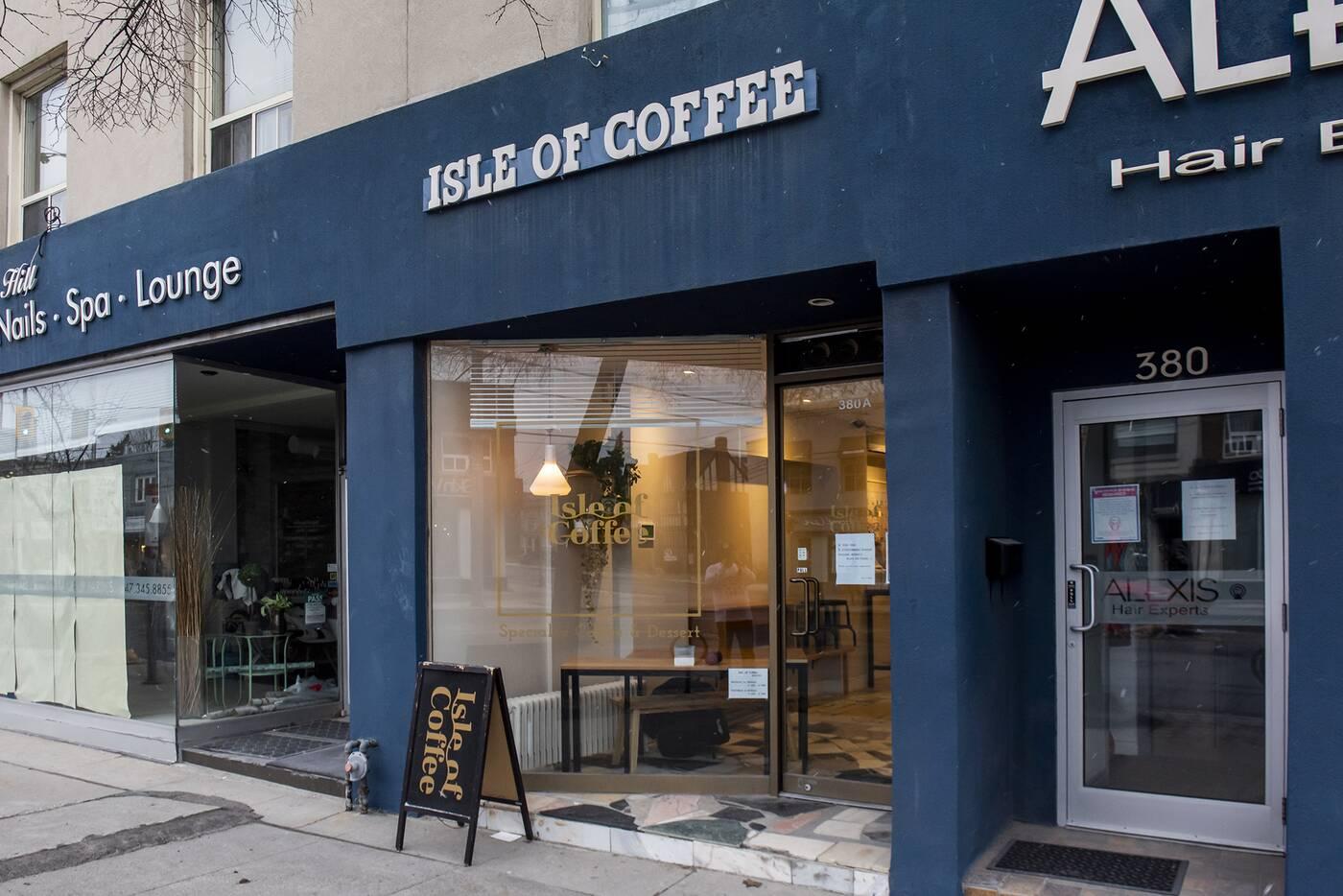 isle of coffee toronto