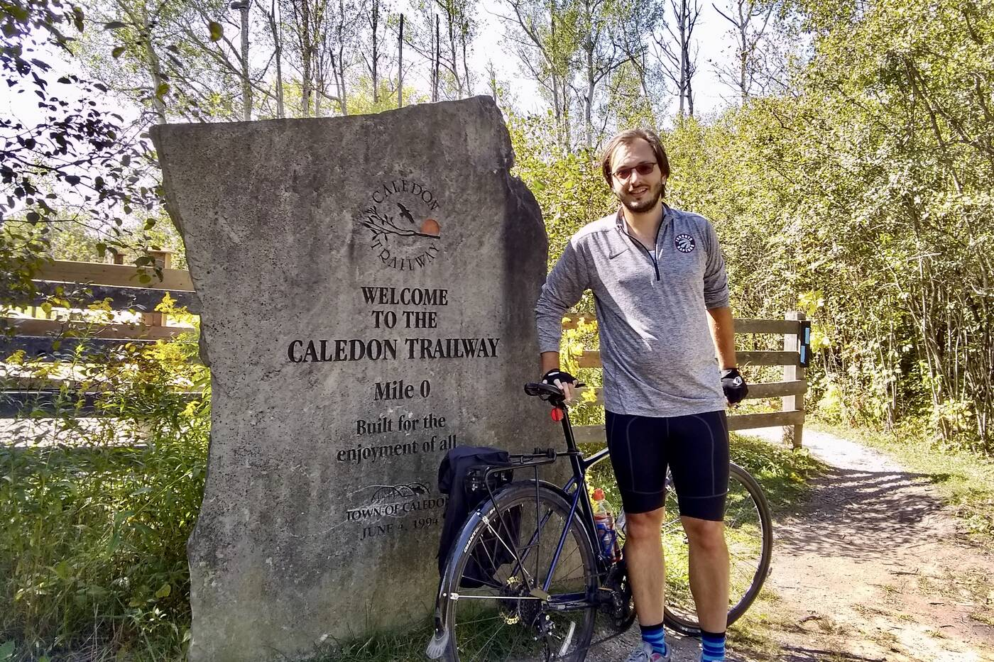 bike trails toronto
