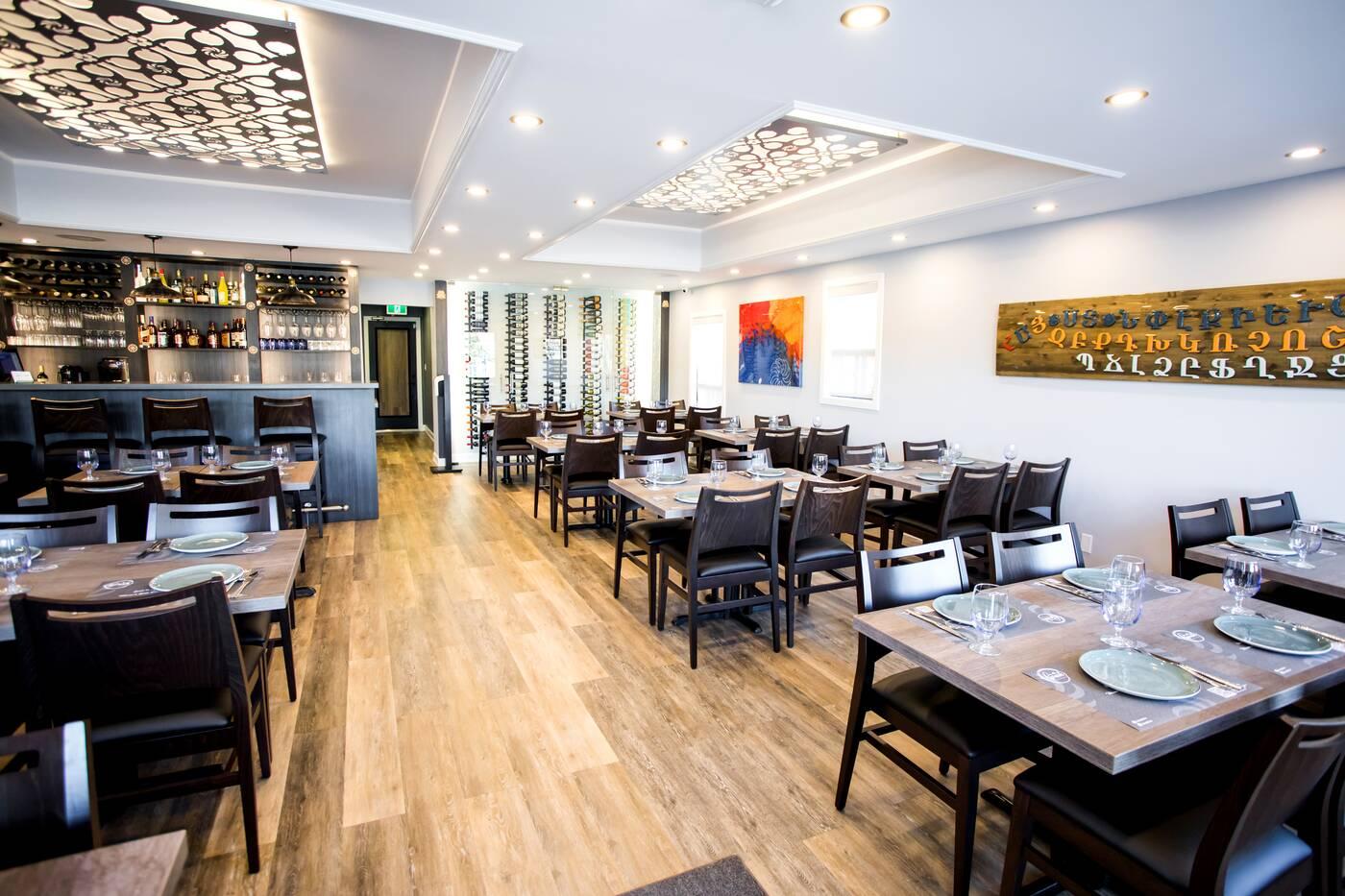 lavash restaurant toronto