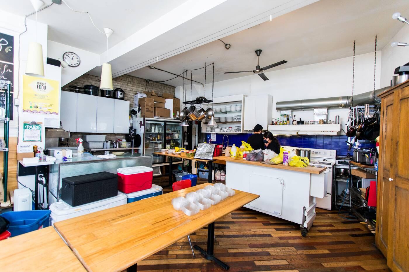 trippers kitchen toronto