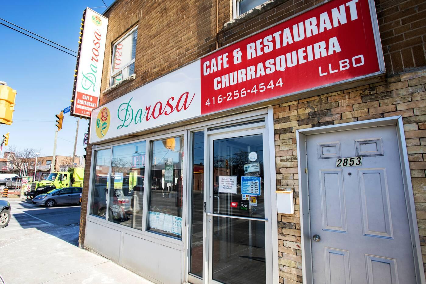 DaRosa Cafe Toronto