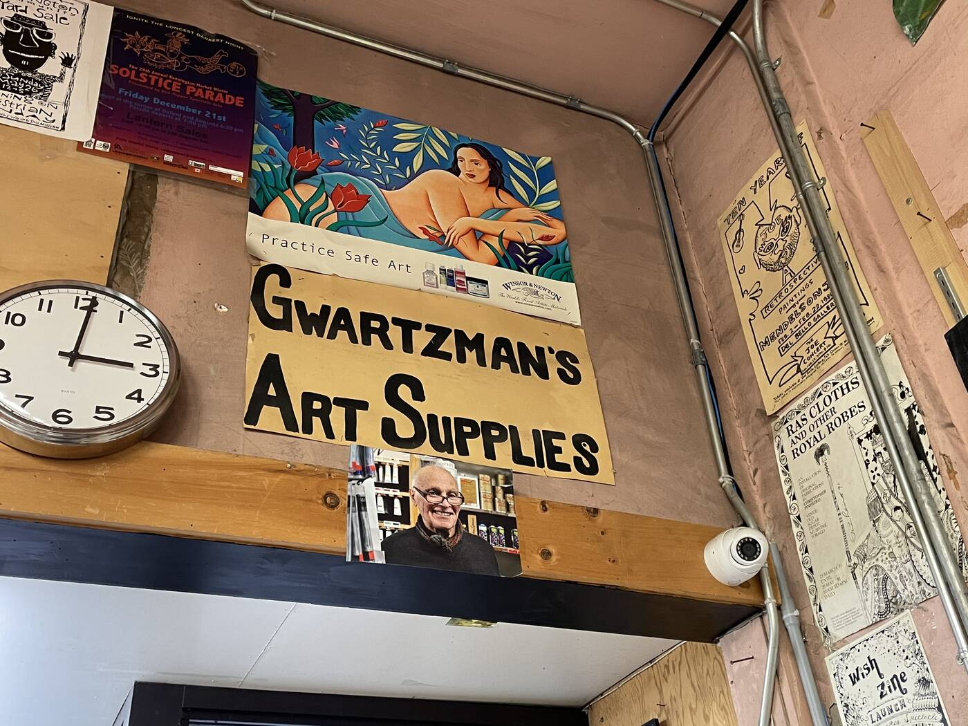 art supplies toronto