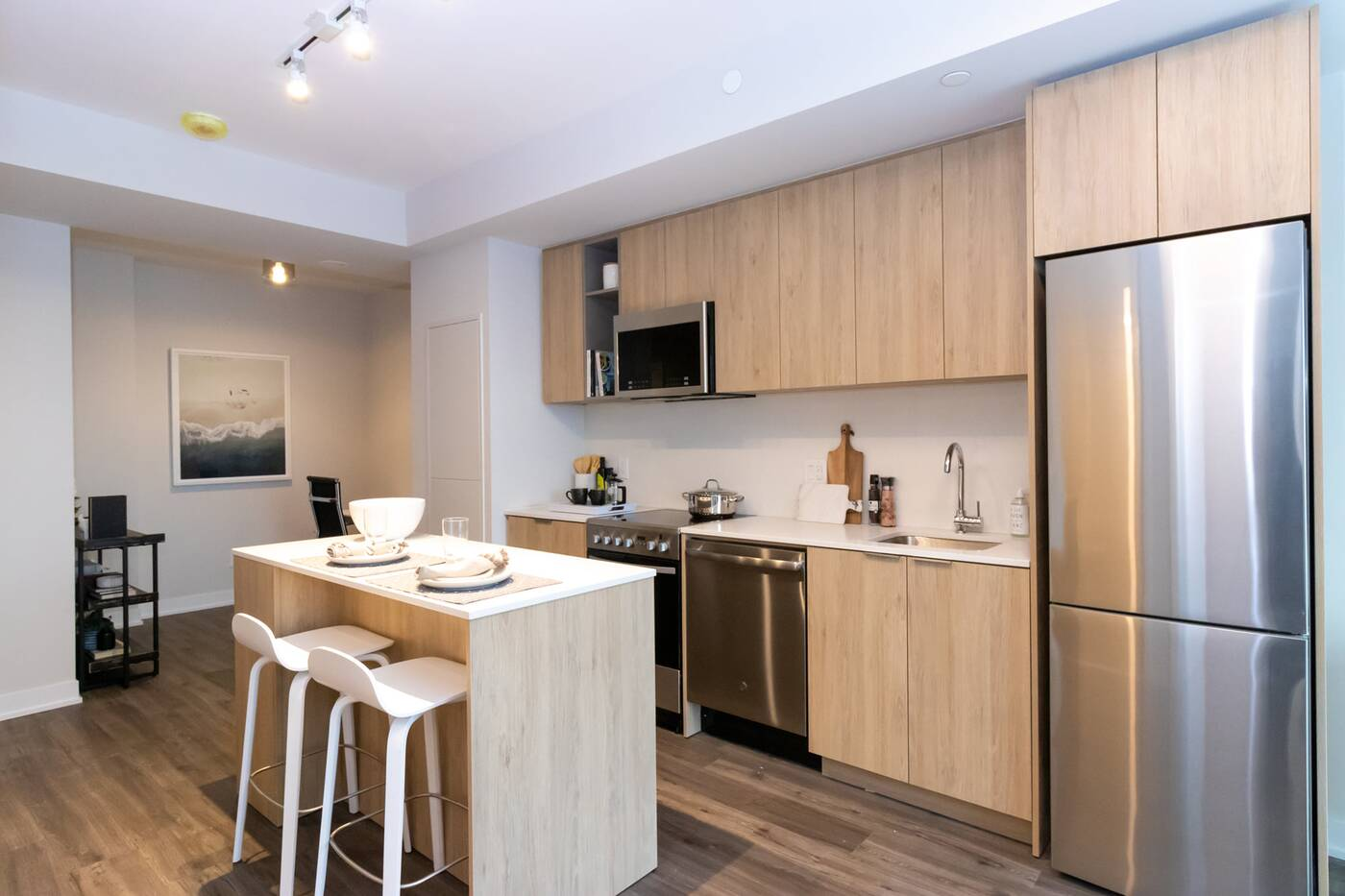 EVOLV toronto housing