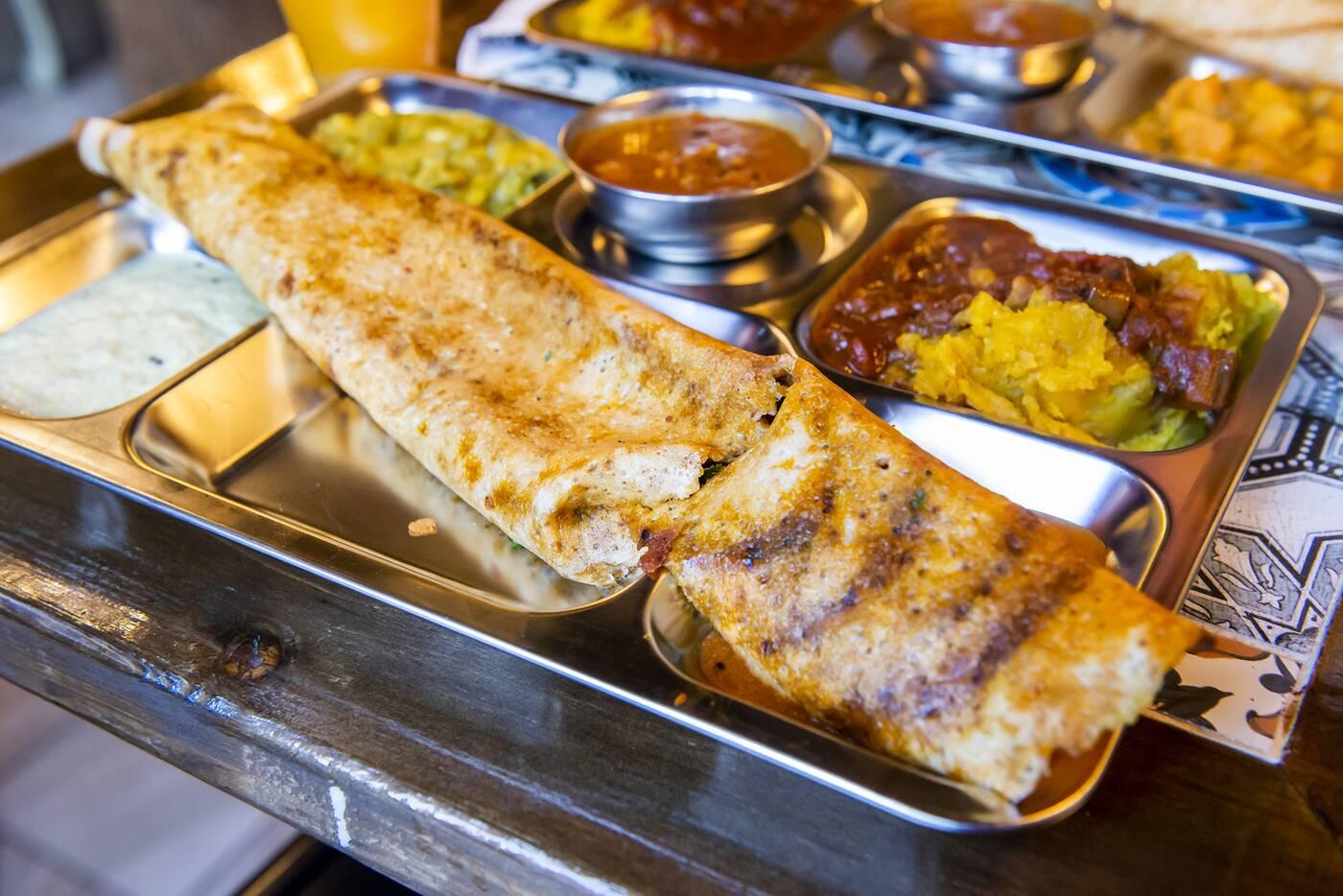 Vegetarian Indian Toronto