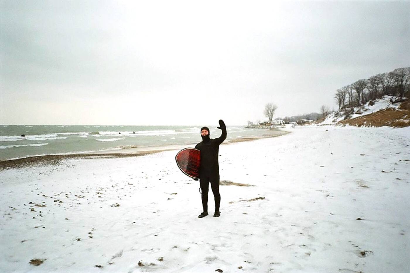 wayley surfing