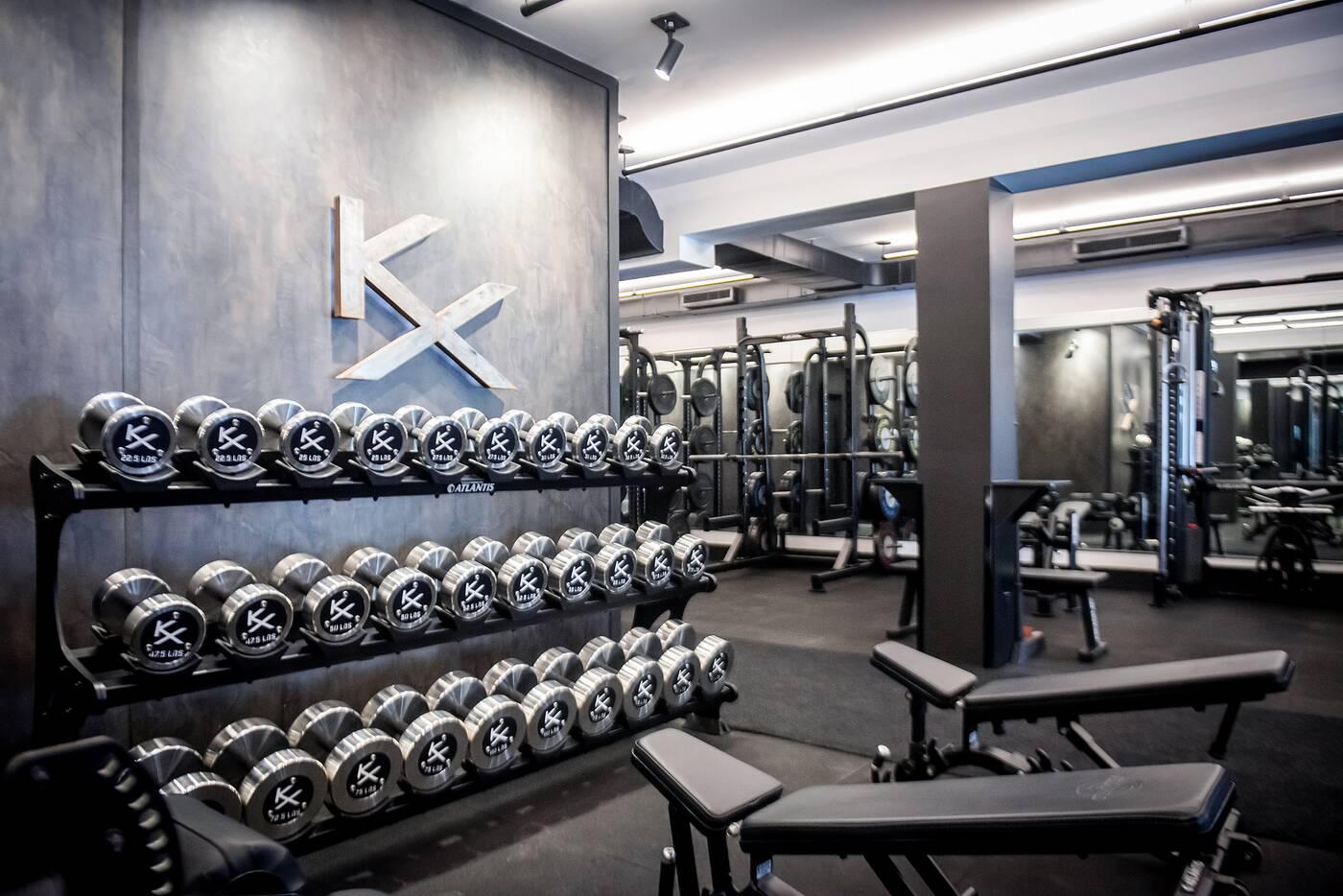 kx coffee gym toronto
