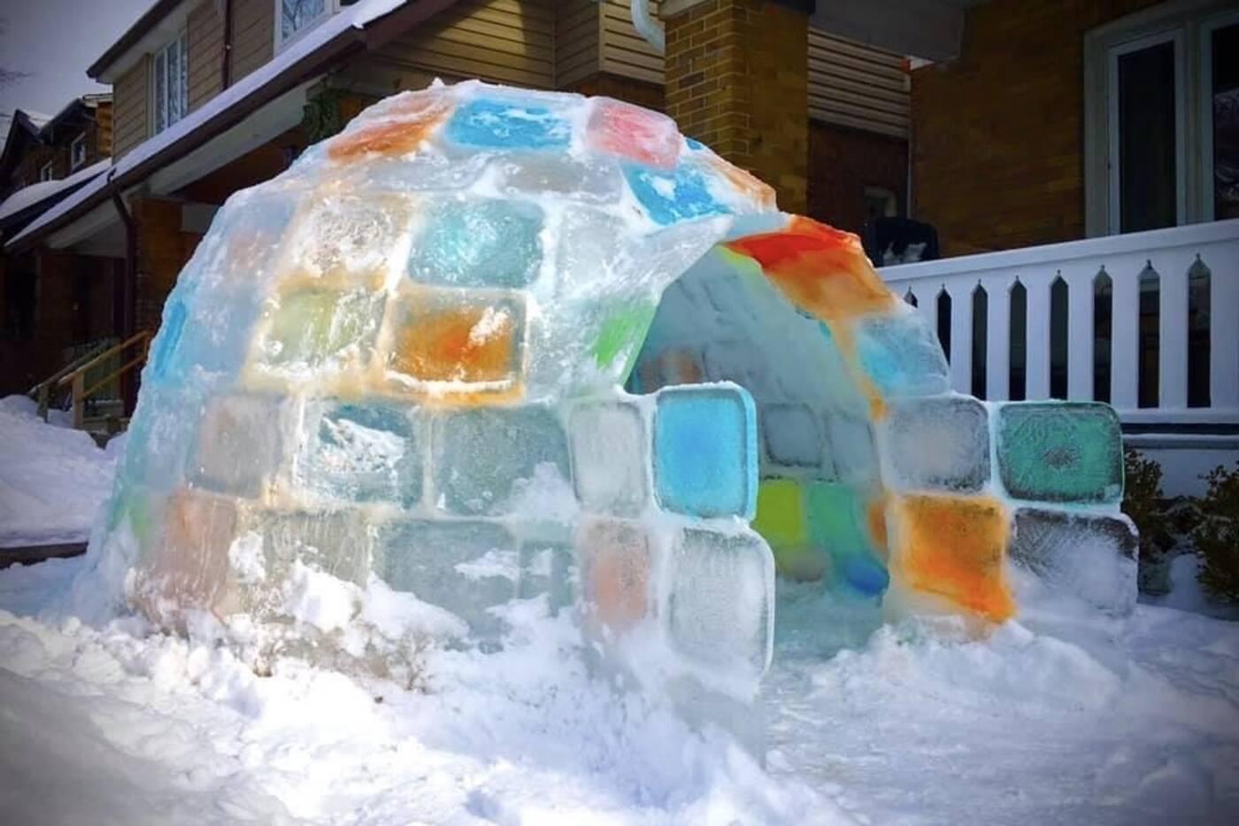 ice sculptures toronto
