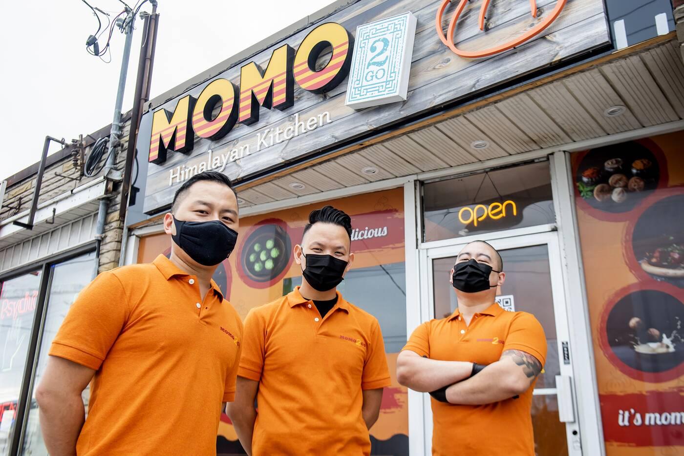 Momo 2 Go Toronto