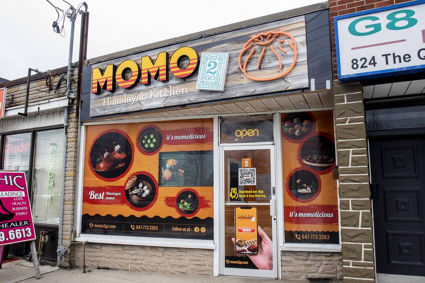Momo2Go Toronto