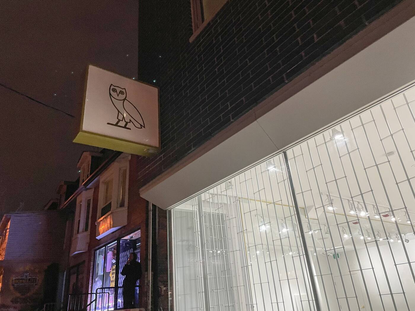 ovo store closed