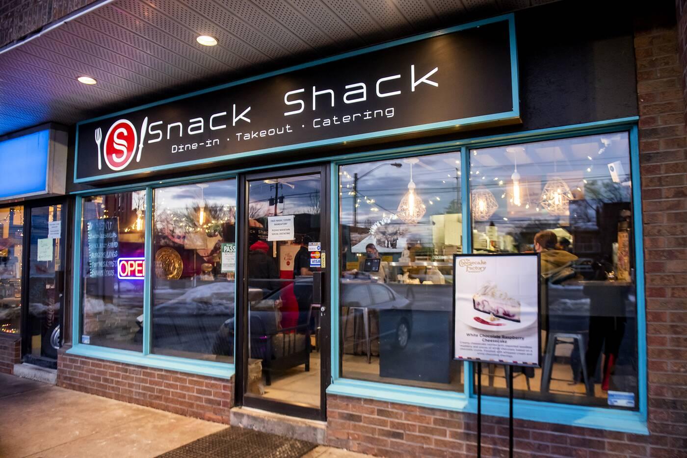 snack shack toronto