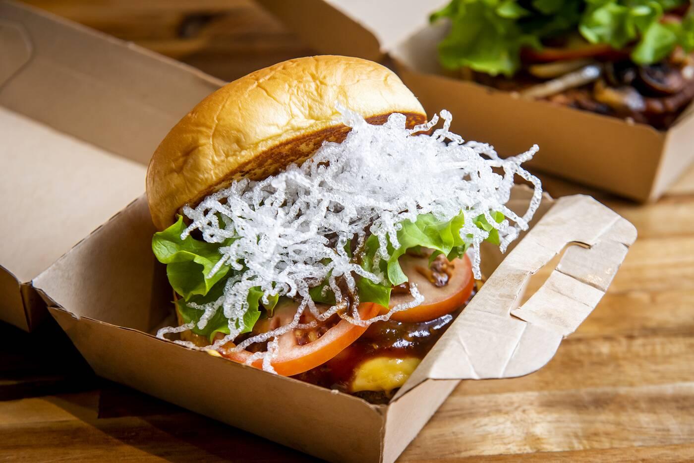 rinspire burger toronto