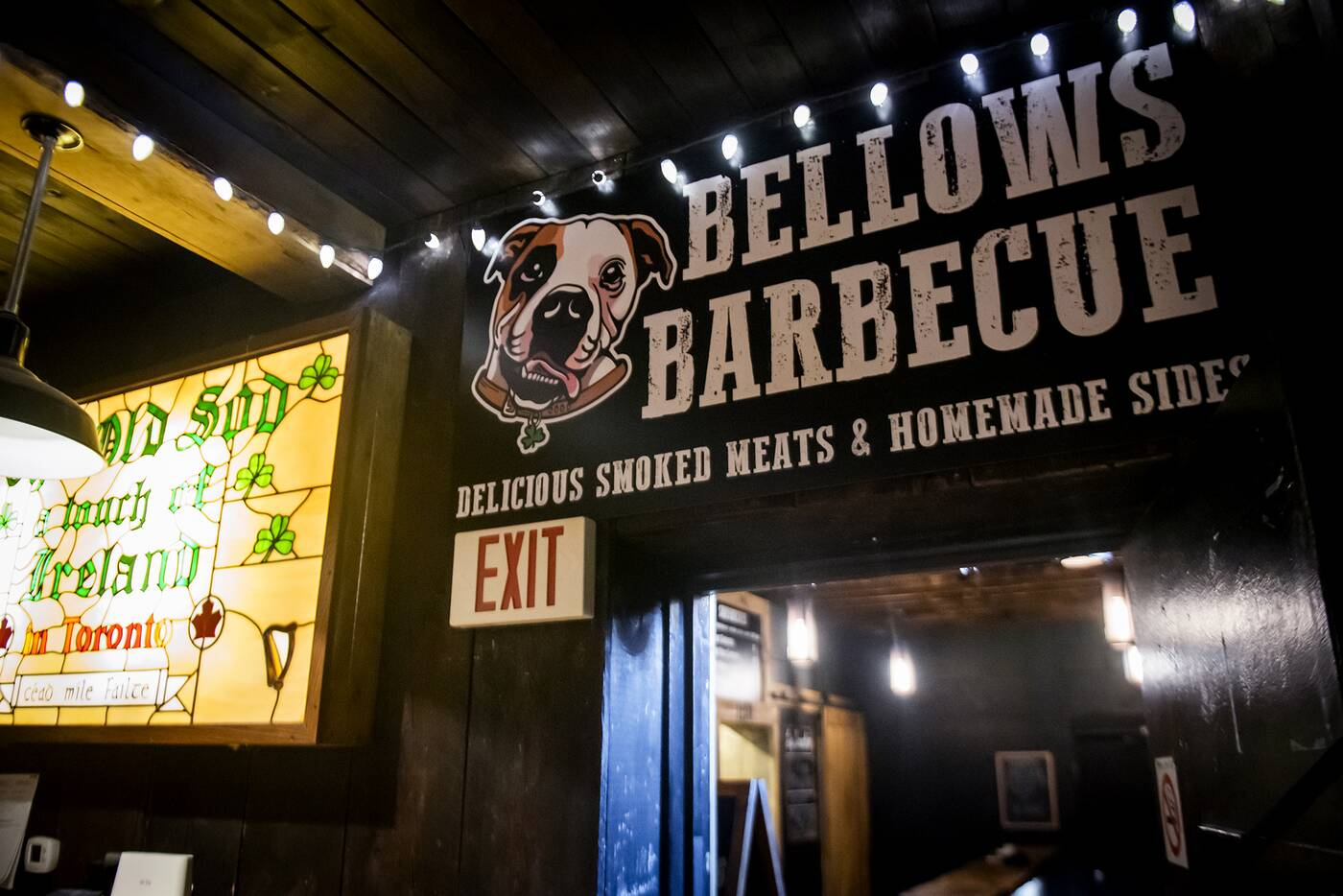 bellows barbecue toronto