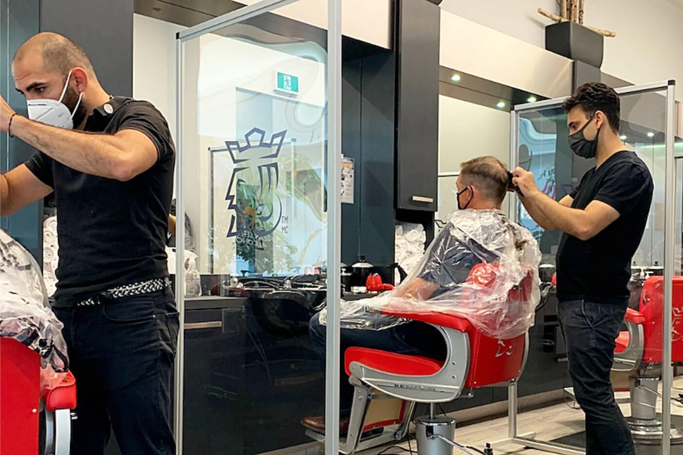 toronto haircut