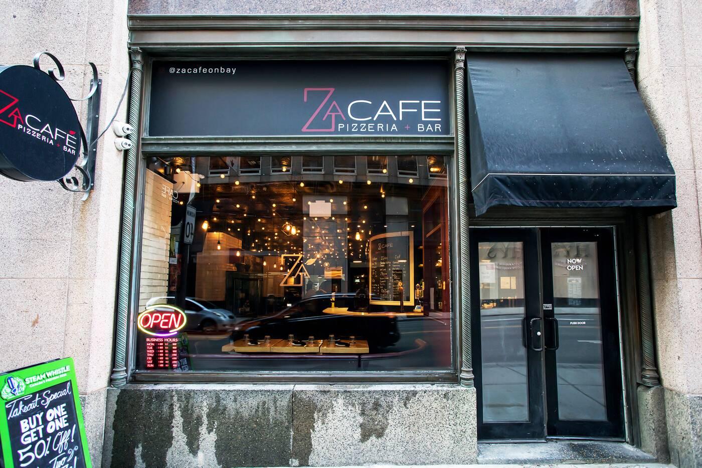 Za Cafe Toronto