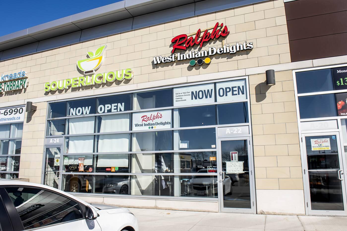Ralphs West Indian Delights Toronto
