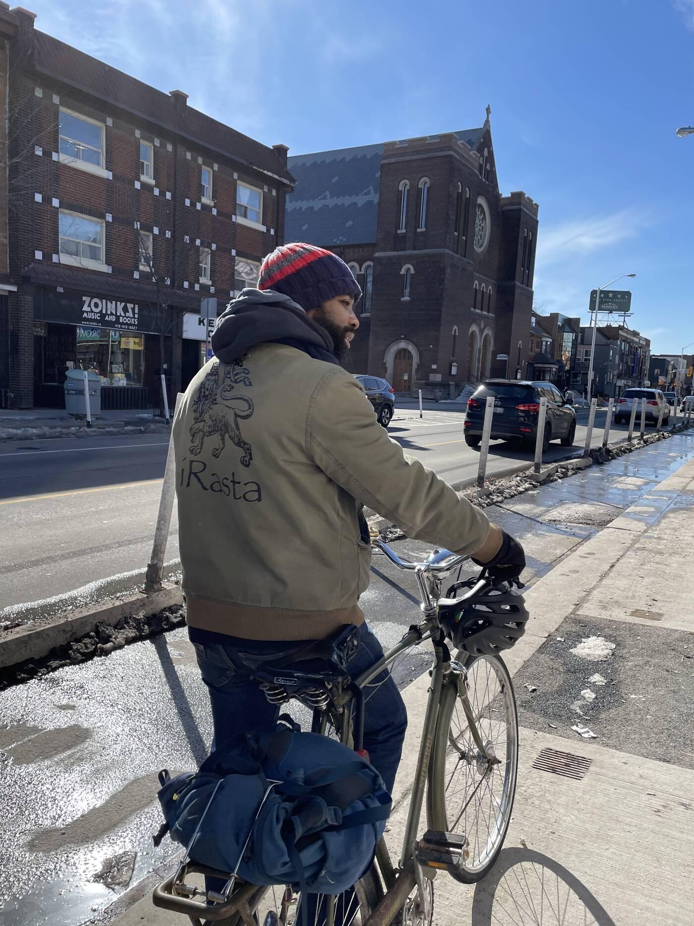 cycling toronto