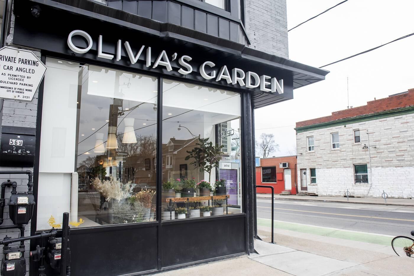 olivias garden toronto