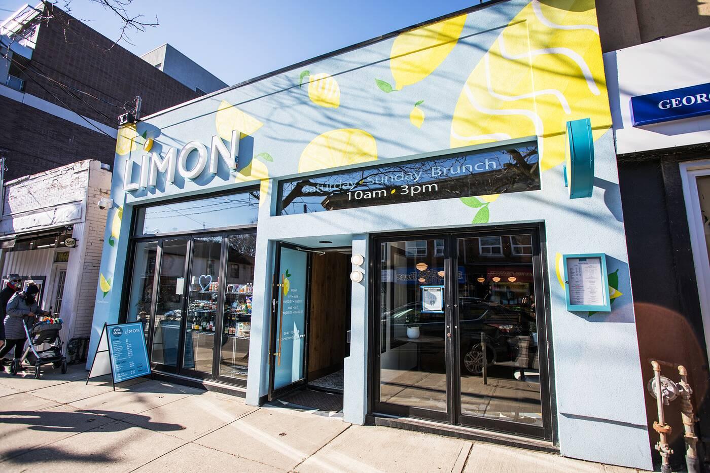 limon restaurant toronto