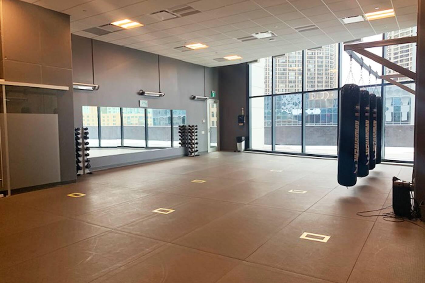 toronto gyms