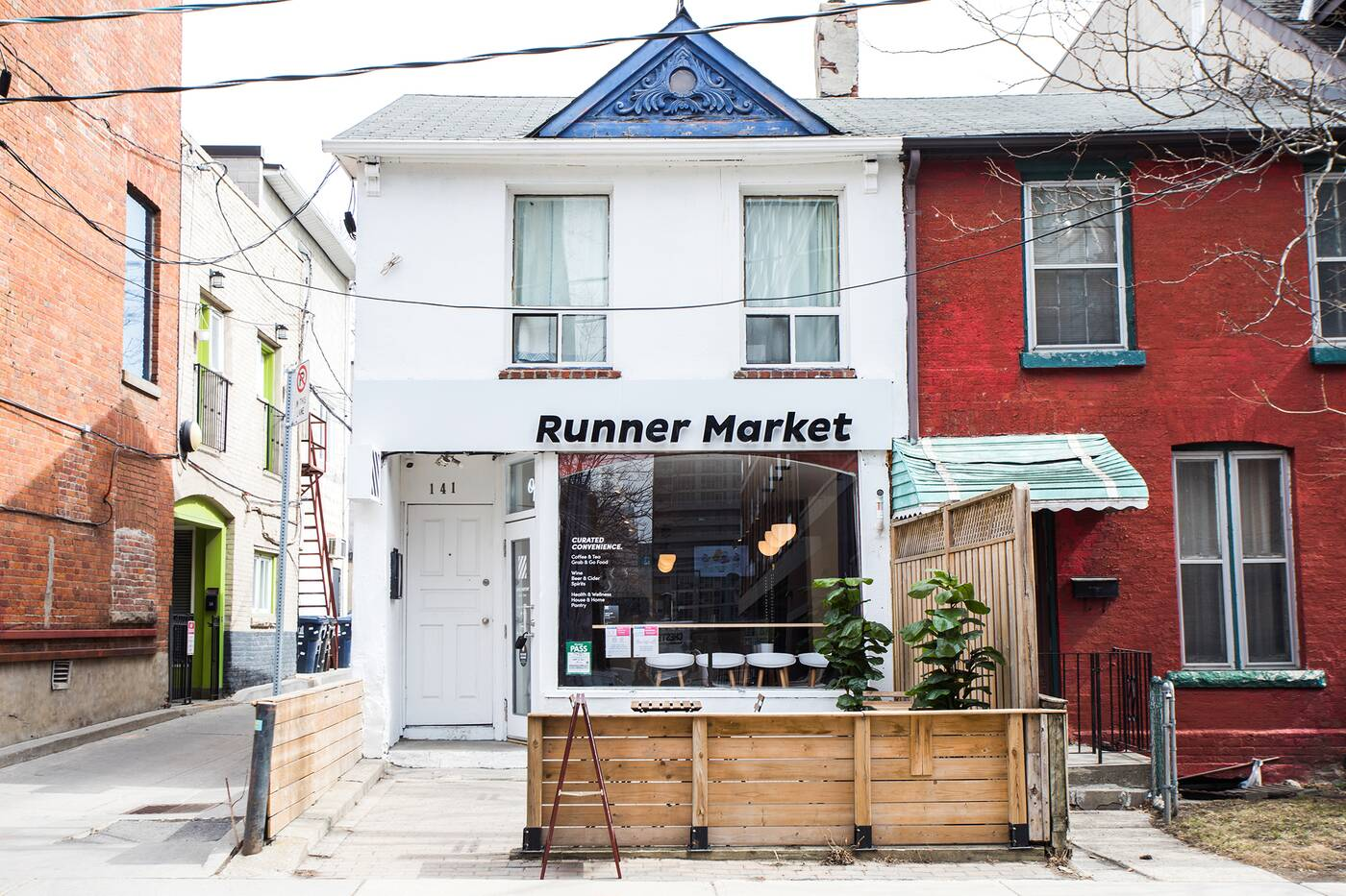 runner market toronto