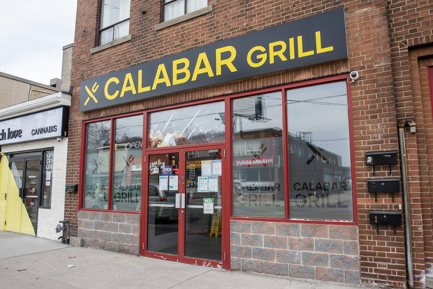 Calabar Grill Toronto