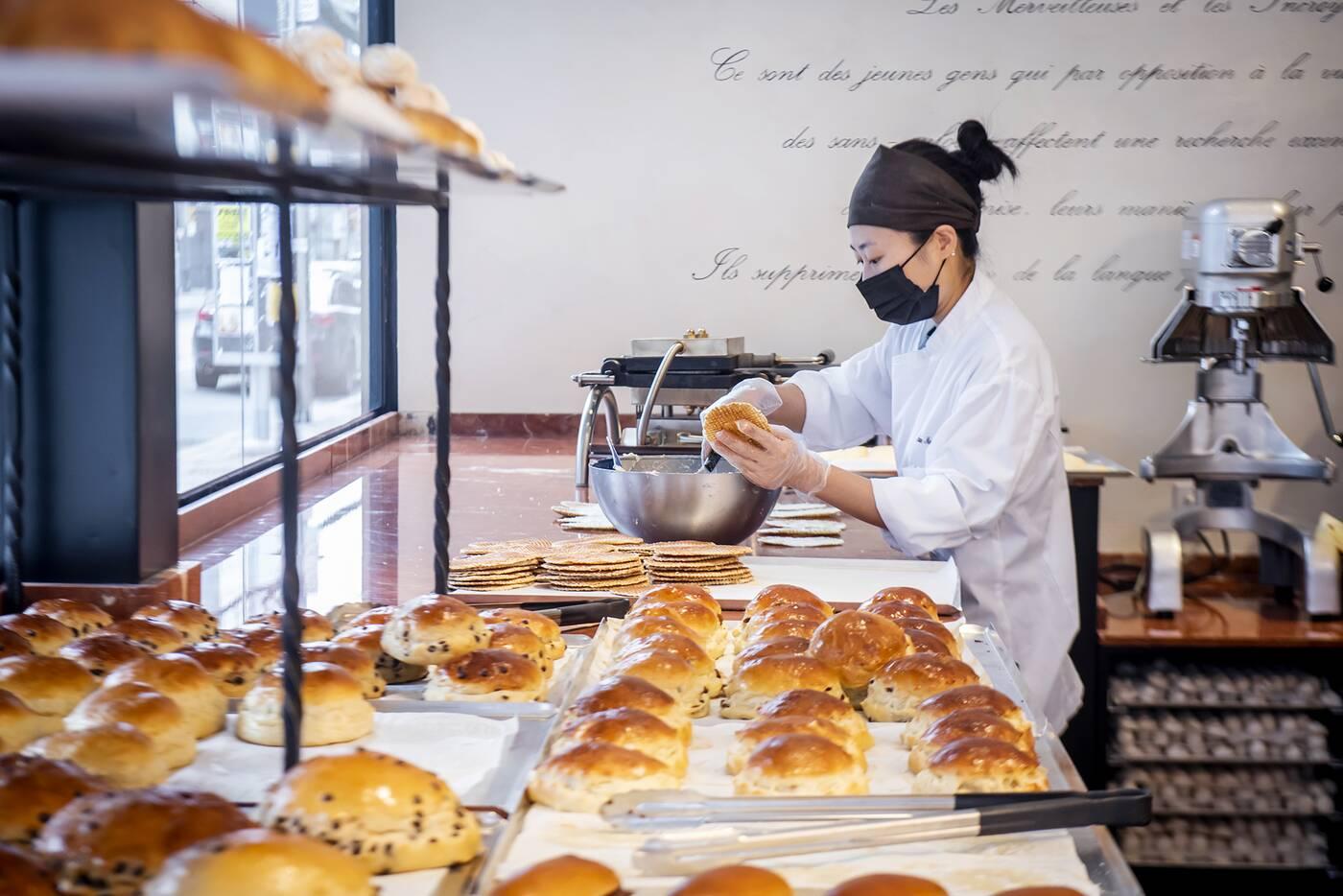 bakeries toronto