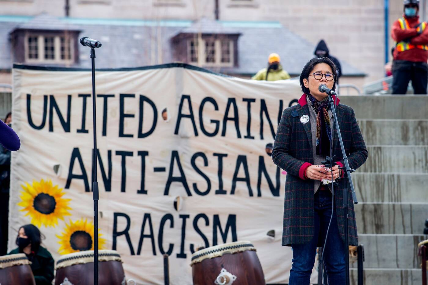stop asian hate toronto