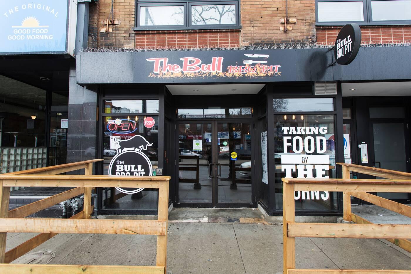 The Bull BBQ Pit Toronto