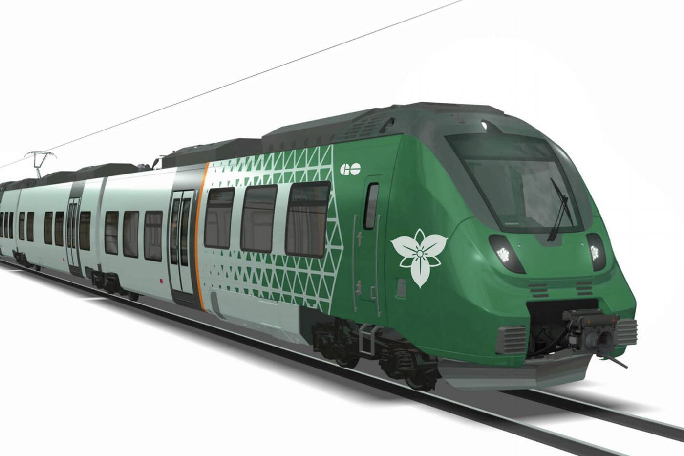 trillium regional rail network