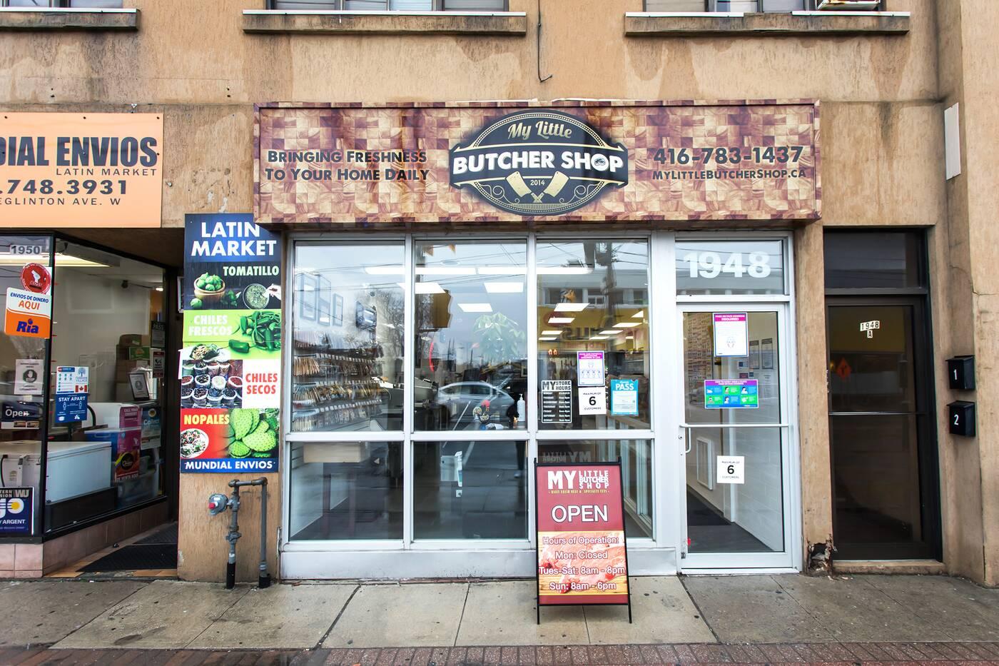 My Little Butcher Shop Toronto
