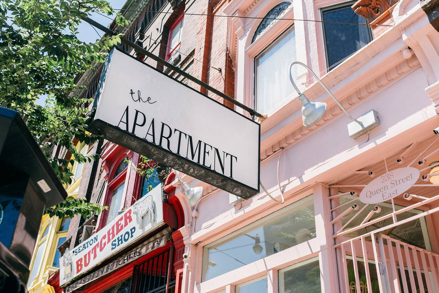 the apartment toronto